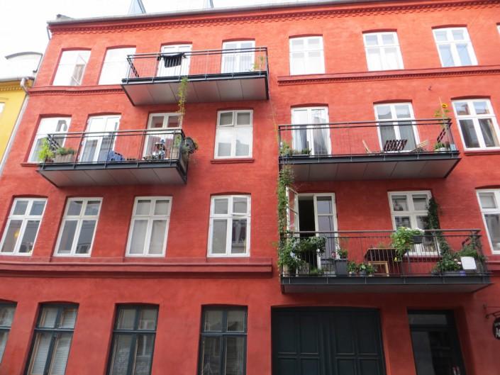 Planter på altaner