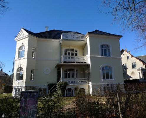 Altaner på villa